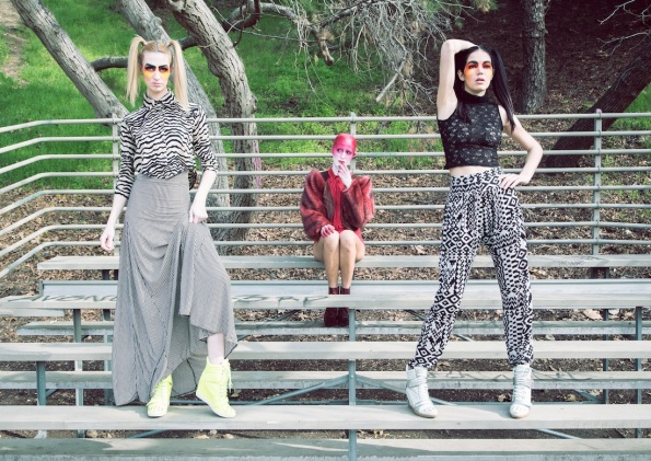 kucoon fashion mean girls shoot a wild style